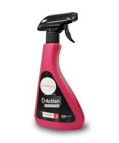 Bottle of Silestone Q-Action
